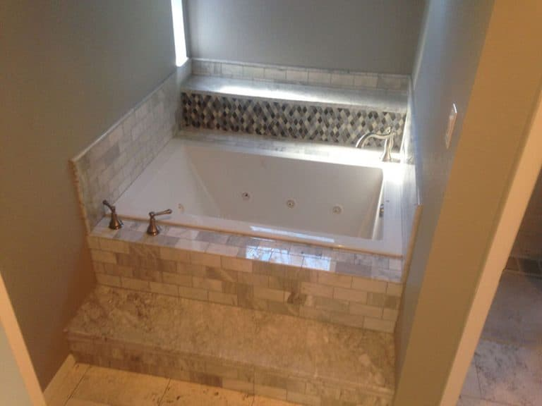 Mbird Tub Completed
